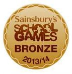 Sainsbury's School Games Bronze